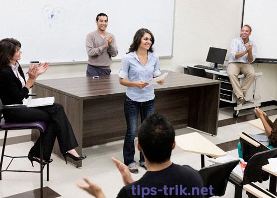 cara menyampaikan presentasi yang baik