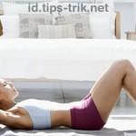 Cara mendapatkan perut langsing dan ramping