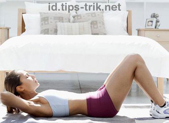 cara mendapatkan perut langsing