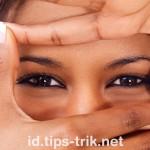 Cara menghilangkan kantung mata hitam (mata panda)