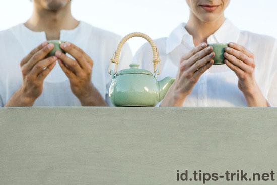 manfaat minum teh