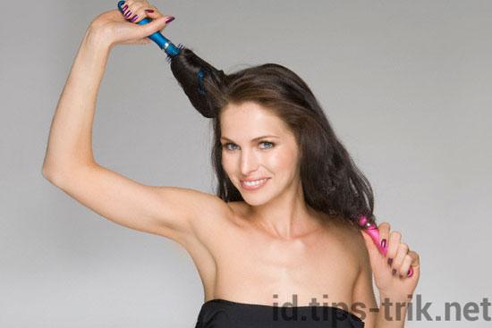 tips mendapatkan rambut indah sehat berkilau