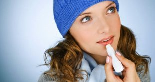 mengatasi bibir kering