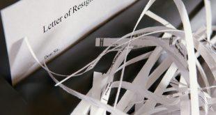 tips membuat surat resign